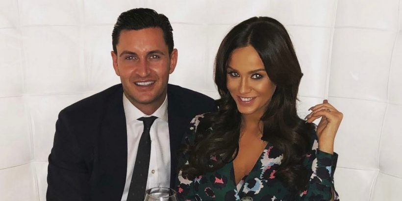 Vicky Pattison Parties With Chris Hughes After Split From Fianc