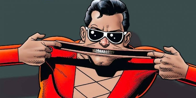 Plastic Man' Movie In Development at Warner Bros  | Movies and TV