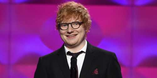 Ed Sheeran Confirms His New Collaborations Album Will Be Out in July