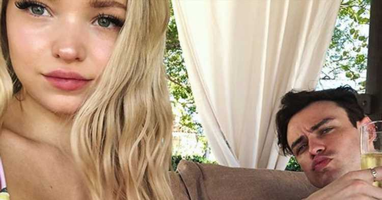 Dove Cameron Leaves Cute Comment On Thomas Doherty S Instagram