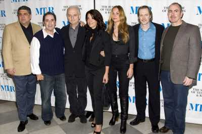 Why the 'Sopranos' Creator Was Embarrassed to Ask Steve