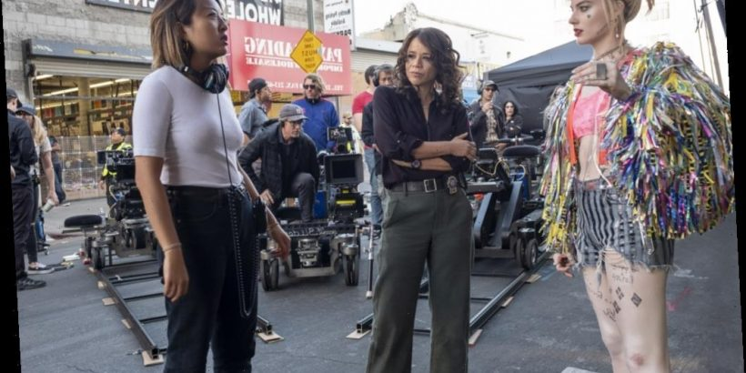 Birds Of Prey Director Cathy Yan On The Risky Ball Busting Glory Of Harley Quinn Movies And Tv