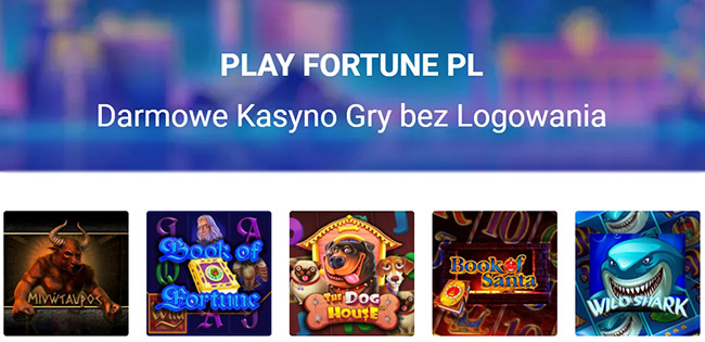 play fortune pl